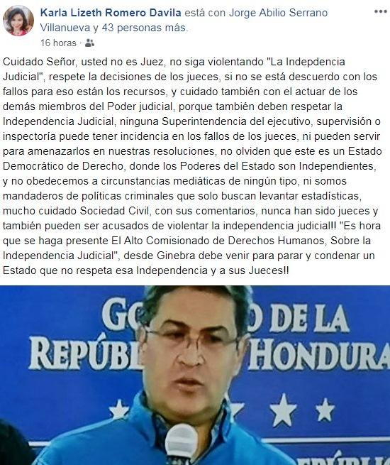 Publicacion Karla Romero
