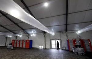 Campamentos migrantes
