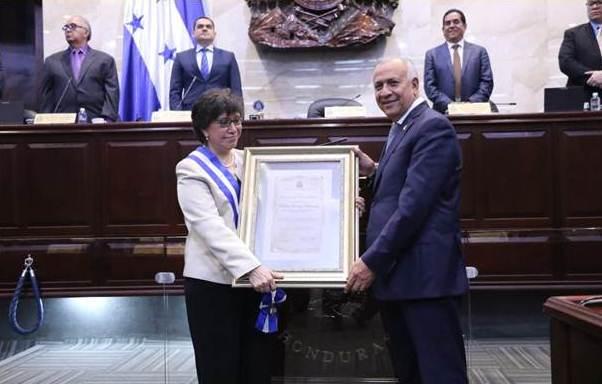 Ceremonia Dolores Jimenez
