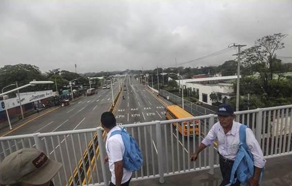 Protesta Nicaragua