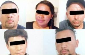 Secuestradores hondurenos