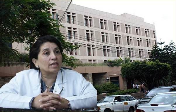 CMH en Embajada EEUU