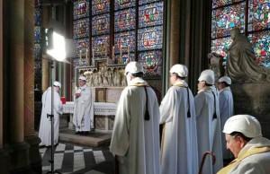Misa Notre Dame