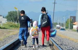 Ninos migrantes
