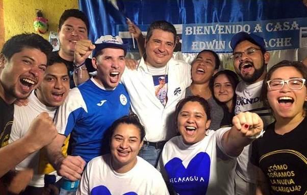 Presos politicos Nicaragua