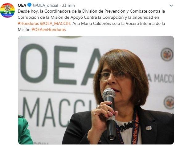 Twitter OEA